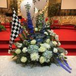 racing funeral